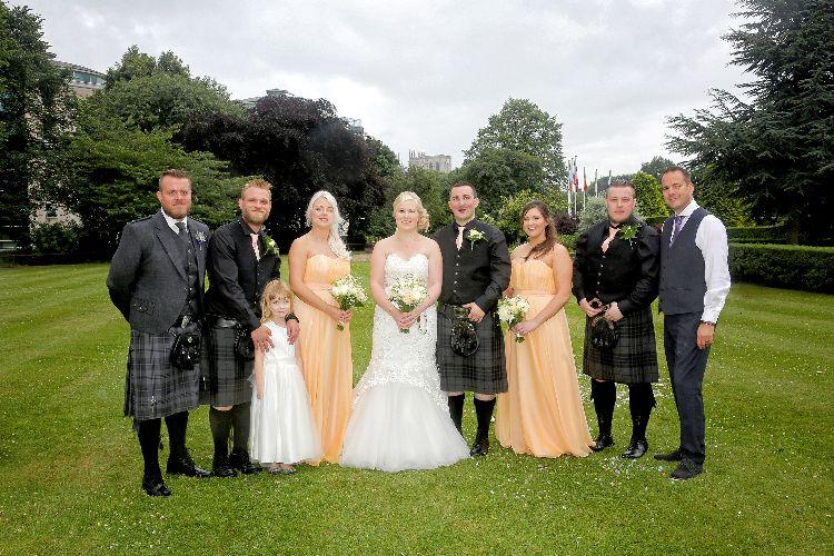 Bridal Party @ The Principal