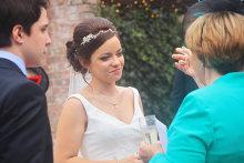 Candid Bride