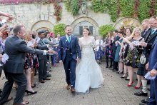Confetti @ Hazlewood Castle