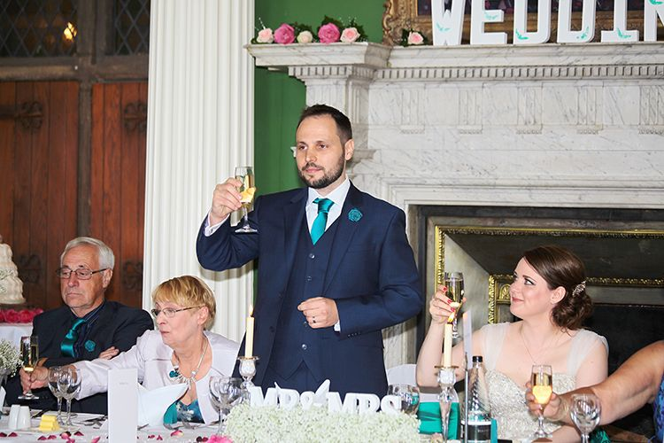 Speeches @ Hazlewood Castle