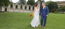York Venues - The Hospitium wedding