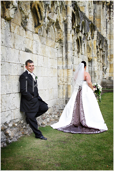 Museum Gardens, York Wedding