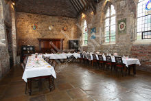 Bedern Hall Wedding Breakfast