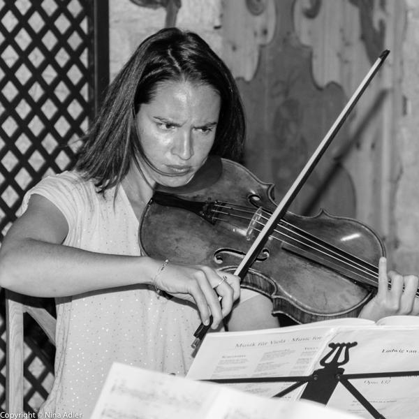 Lise Berthaud - Quattro Strada
