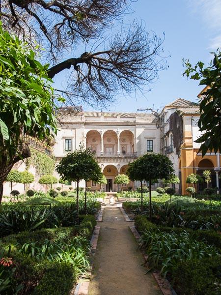 Gardens of Casa de Pilatos