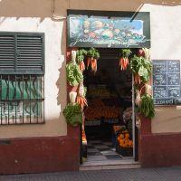 Grocer's in Cadiz