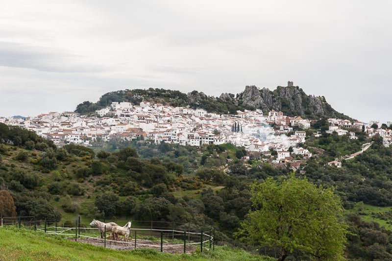"""One of many """"Pueblos Blancos"""" south of Seville"""