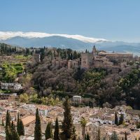 View to the Alhambra