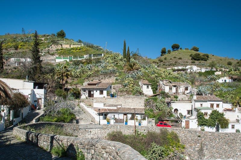 The Sacromonte quarter