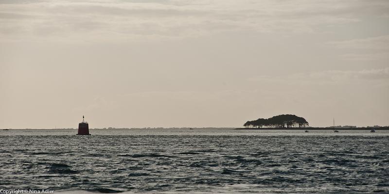 Evening in the Morbihan