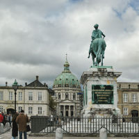 Amalienborg, Queen's Palace