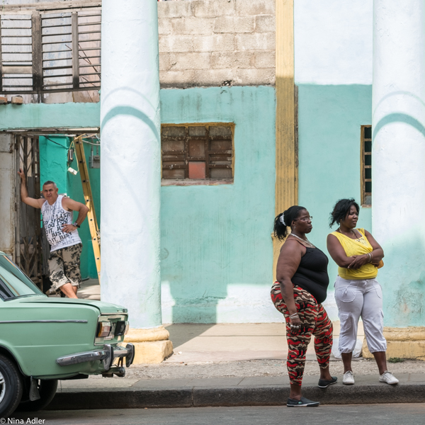 """""""Couleur Cuba"""" - vert 1"""