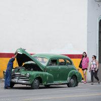 """""""COULEUR CUBA"""" - vert 2"""