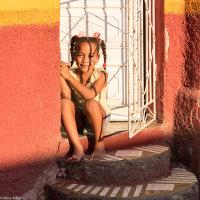 """""""COULEUR CUBA"""" - Jaune 3"""
