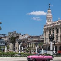 """""""COULEUR CUBA"""" - Parque Central"""