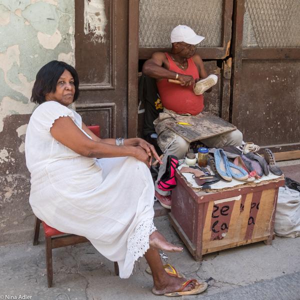 """""""COULEUR CUBA"""" - Le cordonnier"""