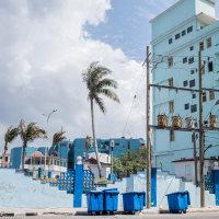 """COULEUR CUBA"" - Bleu 4"