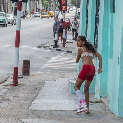 """""""COULEUR CUBA"""" - Vert 13"""