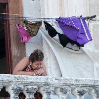 """""""COULEUR CUBA"""" - Le linge"""