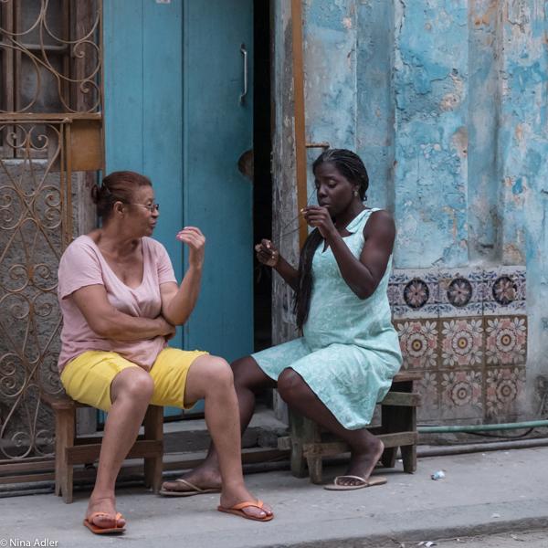 """COULEUR CUBA"" - Bleu 2"
