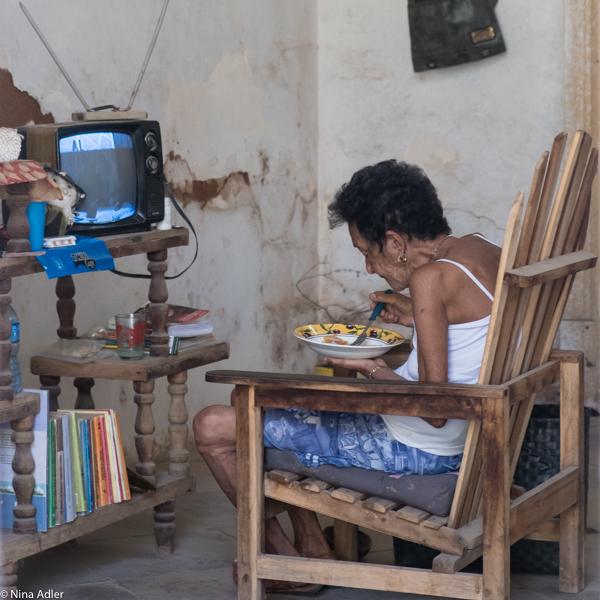 """""""COULEUR CUBA"""" - Dîner télé"""