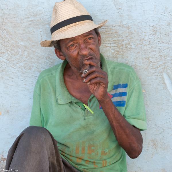 """""""COULEUR CUBA"""" - Vert 10"""