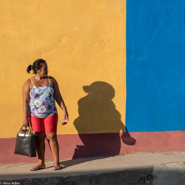 """""""COULEUR CUBA"""" - Jaune 1"""