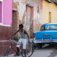 """COULEUR CUBA"" - Rose 1"