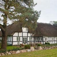 Traditional Danish Farmhouse