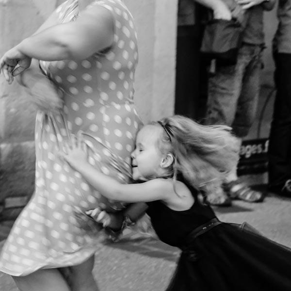 Danser avec Mamy