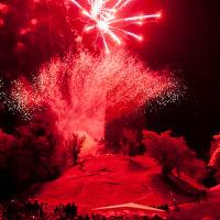 Fireworks July 14