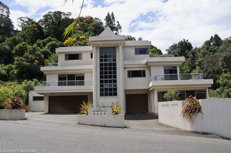 Napier Art Deco Style