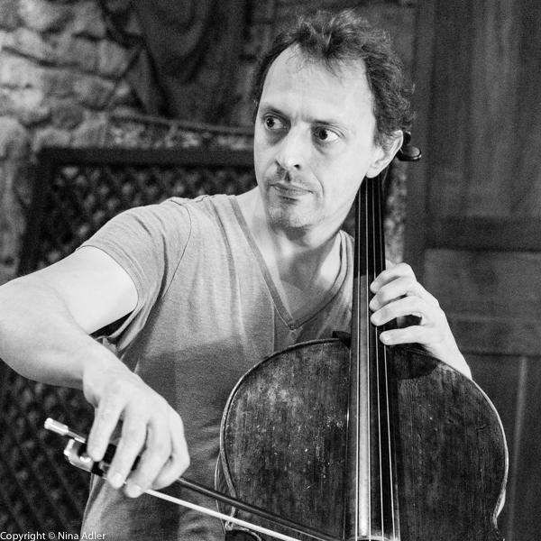 Xavier Philips - Trio Saitlokov