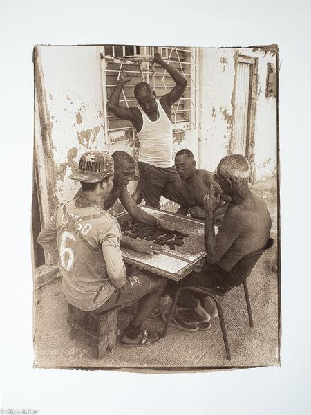 VANDYKE PRINT - CUBA STREETS 10