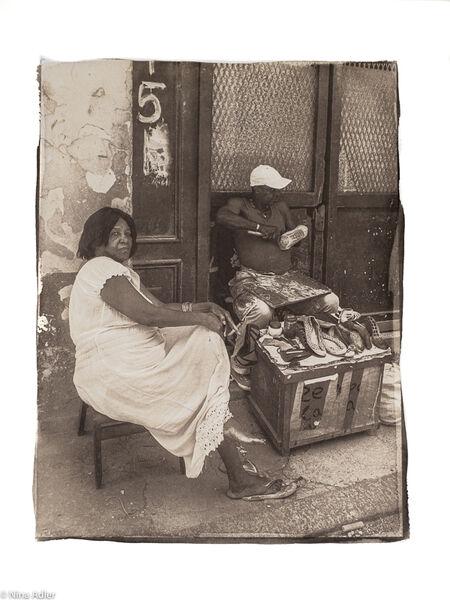 VANDYKE PRINT - CUBA STREETS 12