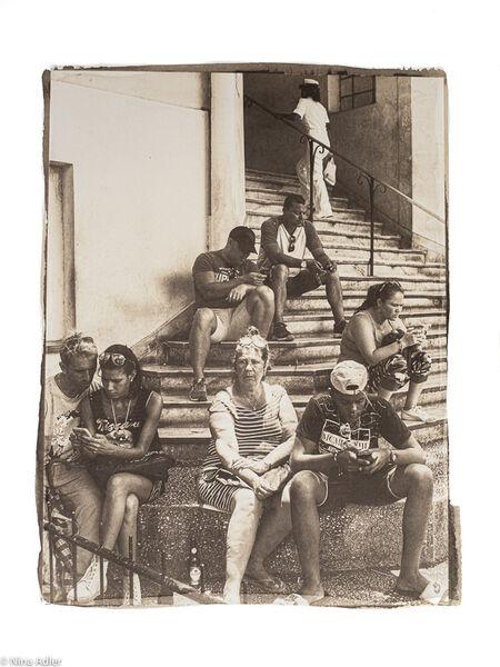 VANDYKE PRINT - CUBA STREETS 15