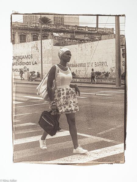 VANDYKE PRINT - CUBA STREETS 2