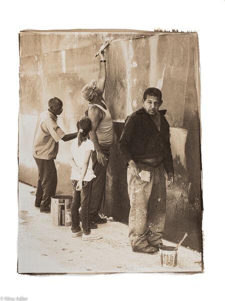 VANDYKE PRINT - CUBA STREETS 9