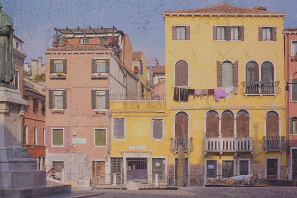 Perception de Venise