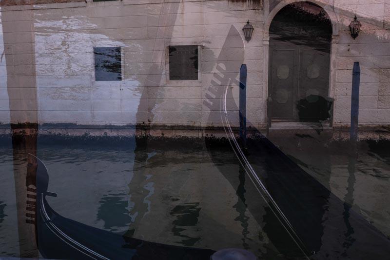 Venise, Perception 34, Gondoles