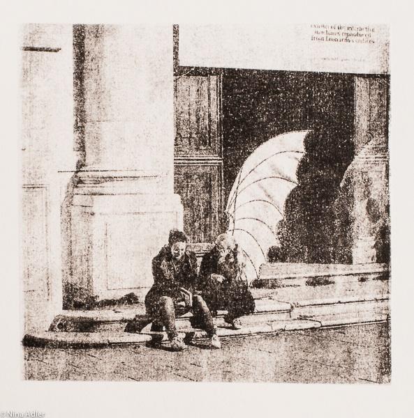 Venise - 5, L'ange