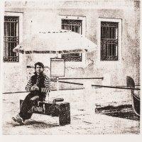 Venise - 10, le gondolier
