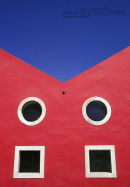 Lisbon Pink Building