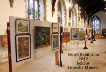 2012 NLAS Exhibition 1
