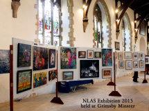 NLAS Exhibition 2015