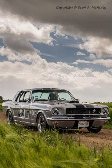 1966 Mustang 302-9587