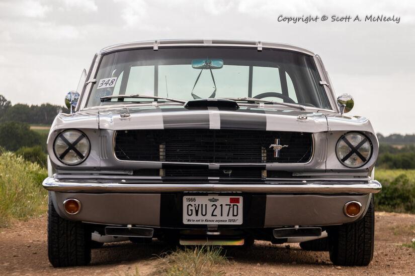 1966 Mustang 302