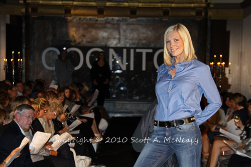 Charity Fashion Show for Sebastian's Action Trust at The White House Hotel