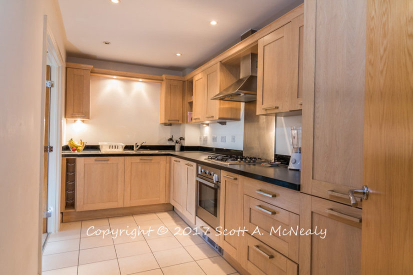Property Photography Kitchen Example 2017