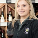 Majestic Wine Gerrards Cross-Store Manager with Red Wine-0092